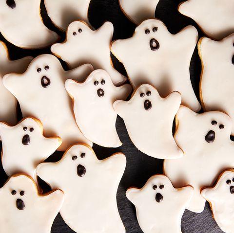 Ghost Cookies - Delish.com