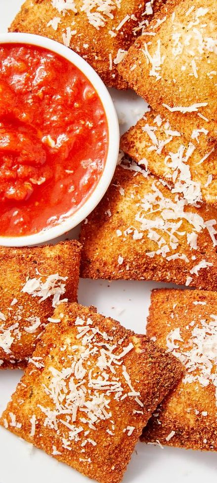 Toasted Ravioli - Delish.com