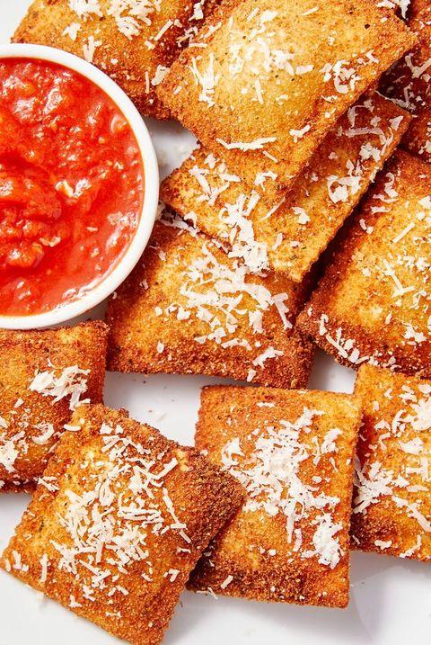 Toasted Ravioli - Delish.com