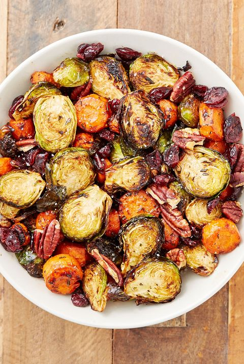 Roasted Vegetable Medley - Delish.com