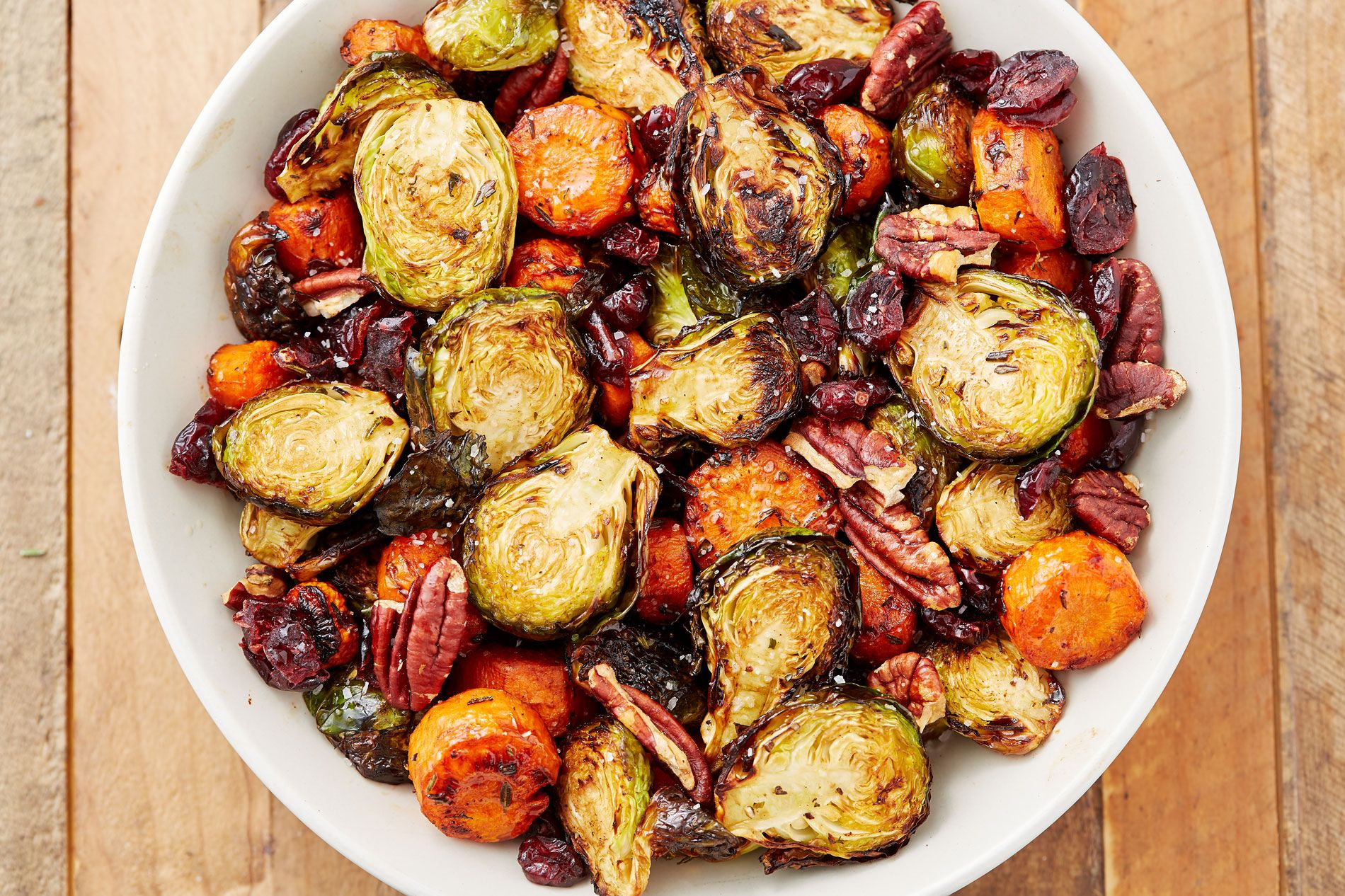 15 Healthy Thanksgiving Side Dish Recipes That'll Help You Leave Room for Dessert