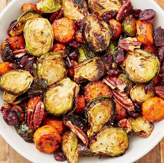Healthy Side Dishes Thanksgiving Dinner Ideas