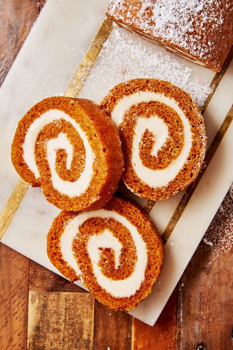 Pumpkin Roll - Delish.com