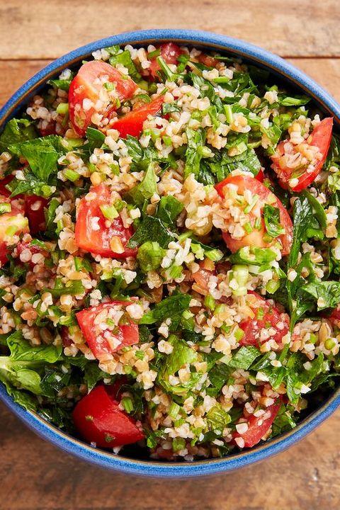 Tabbouleh Salad -Healthy Vegan Recipes