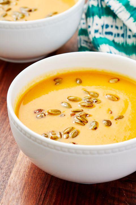 Panera Autumn Squash Soup - Delish.com