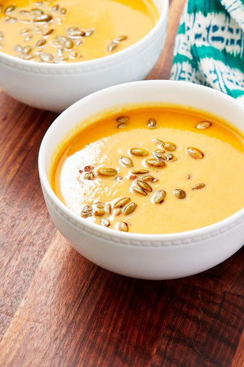 Panera Autumn Squash Soup - Delish.com