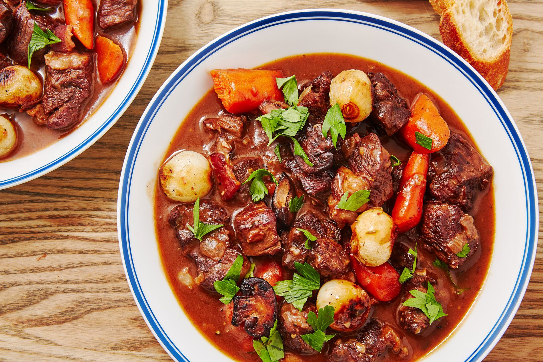 Best-Ever Beef Bourguignon