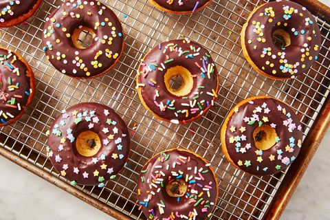 Baked Donuts - Delish.com