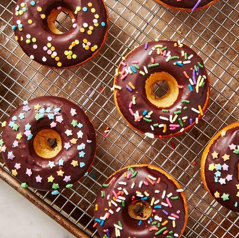 Baked Donuts - Delish.com