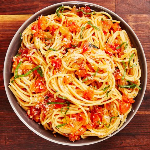 Best Pasta Pomodoro Recipe How To Make Pasta Pomodoro