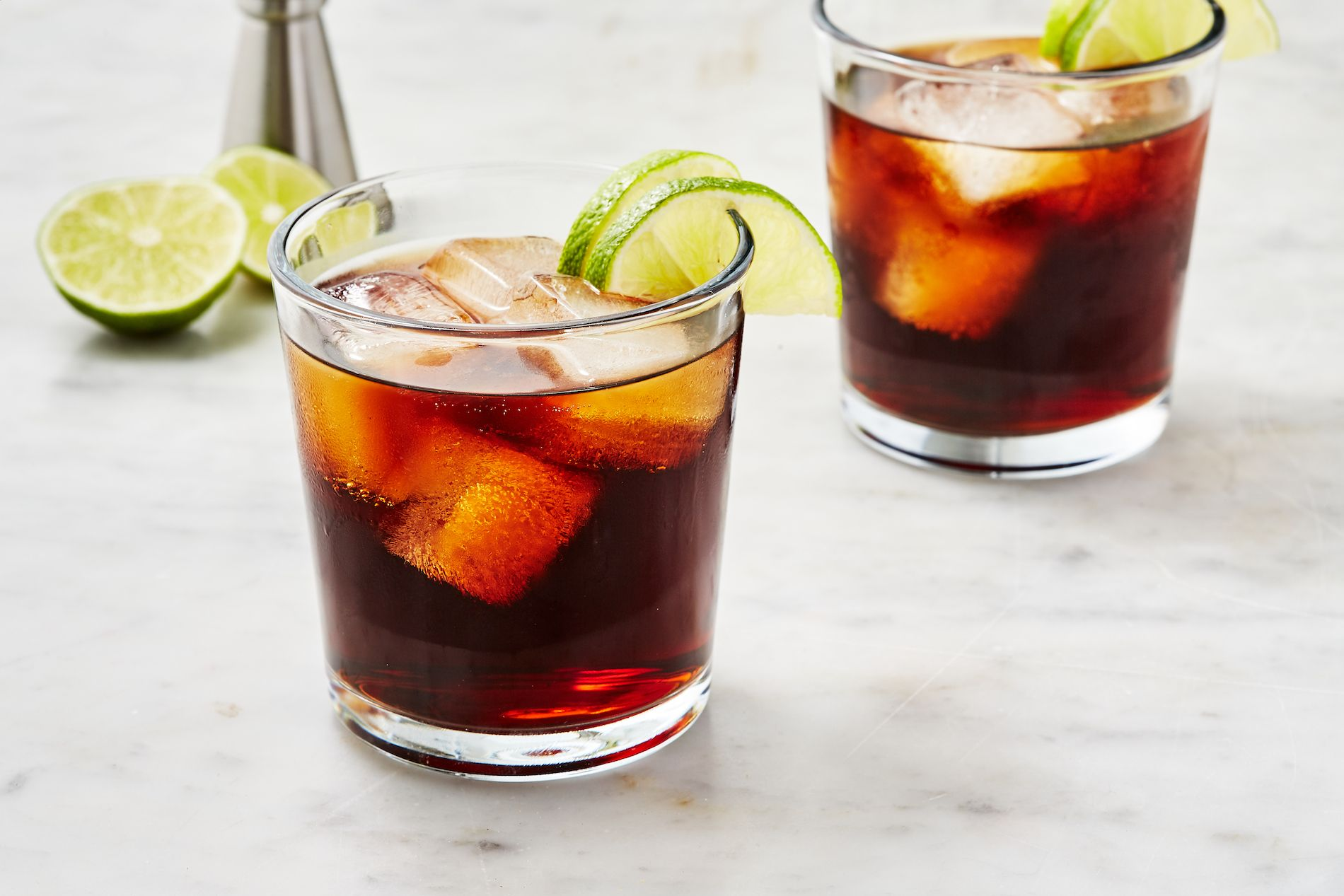 what is rum and diet coke calles