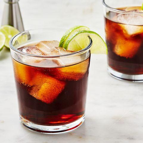 Rum & Coke - Delish.com