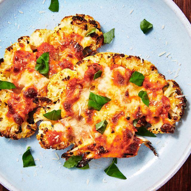 Cauliflower Parm - Delish.com