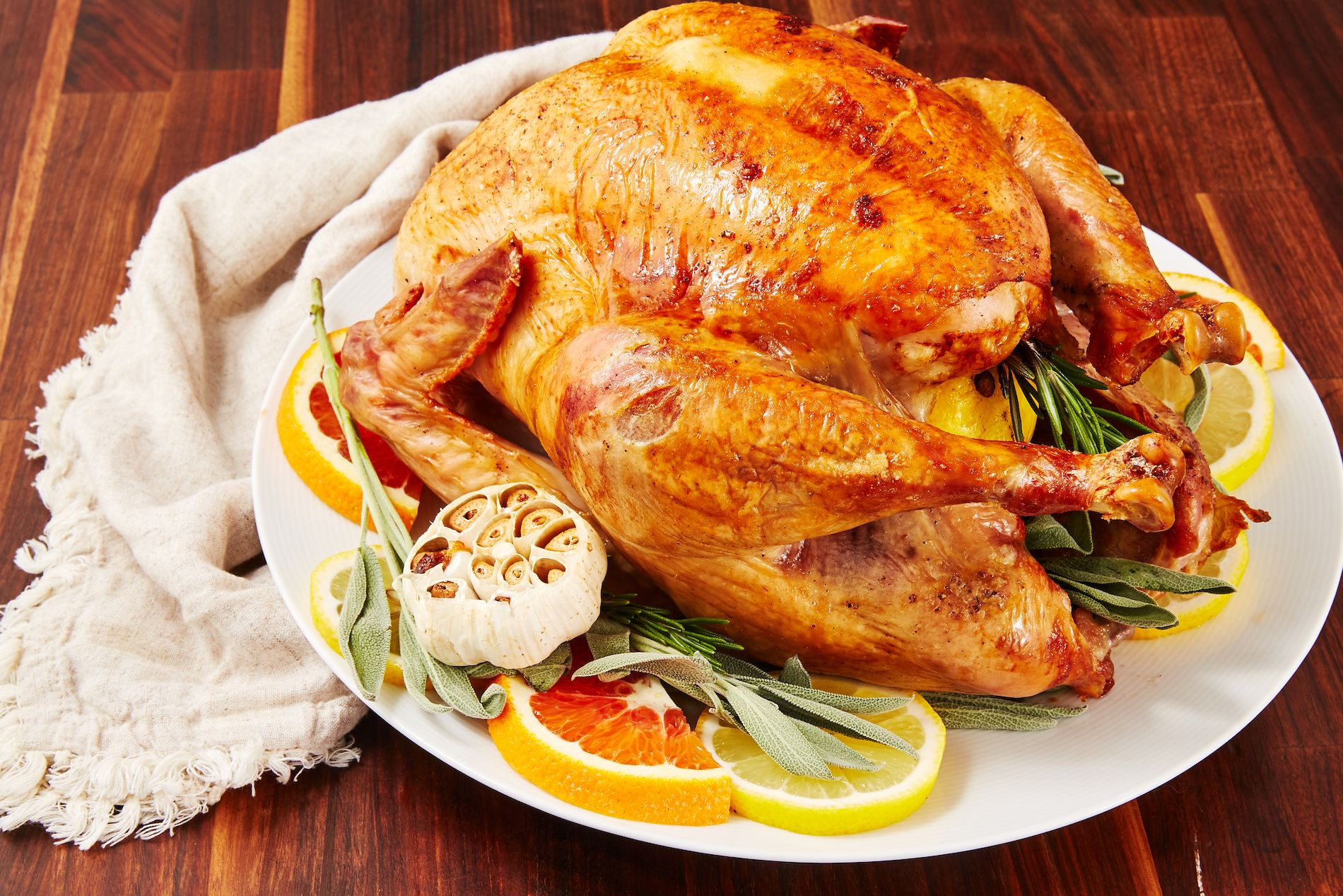 How Long Will It Take To Thaw Your Turkey?