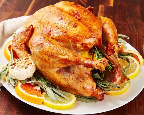 Wet Turkey Brine - Delish.com