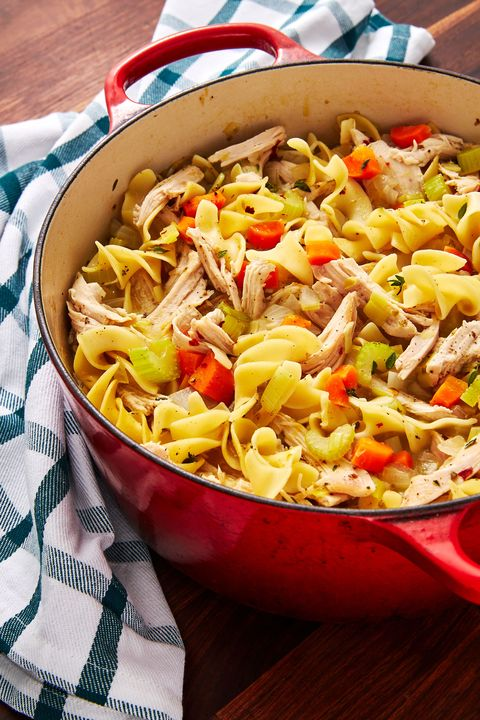 Turkey Noodle Soup - Delish.com