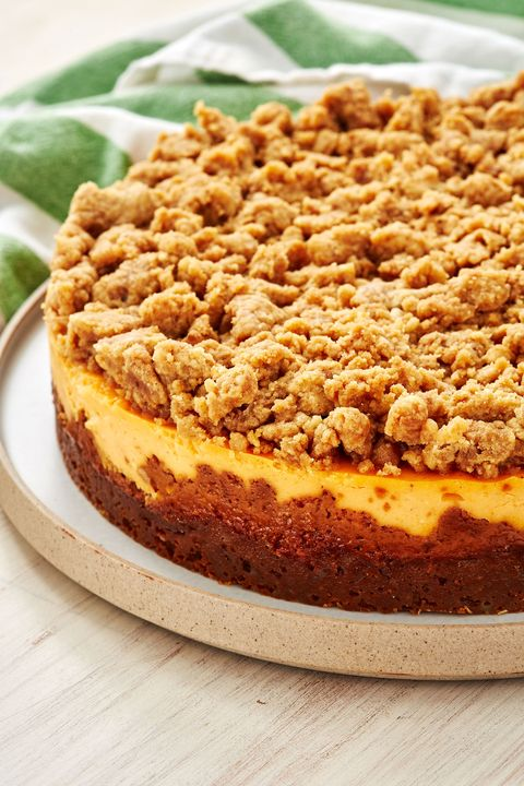 Sweet Potato Cheesecake - Delish.com