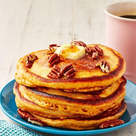 Sweet Potato Pancakes - Delish.com