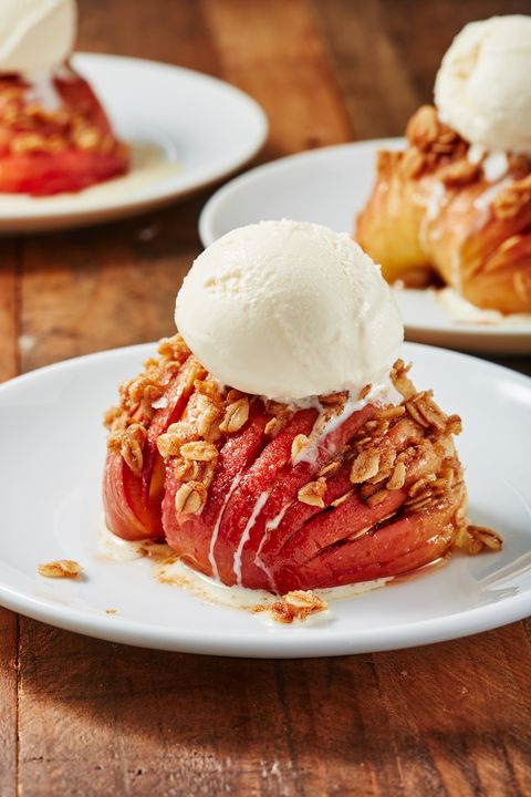 Crustless Apple Pie - Delish.com