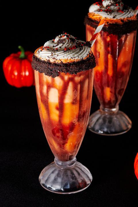 Boozy Creamsicle Shakes - Delish.com