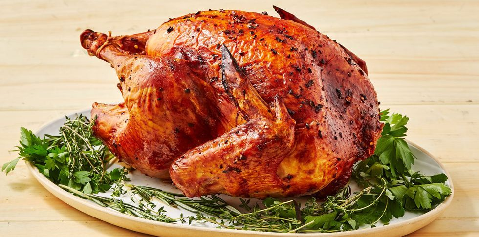 Dry Brine Turkey - How To Dry Brine A Turkey