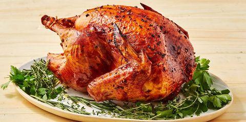 Dry Brine Turkey - Delish.com