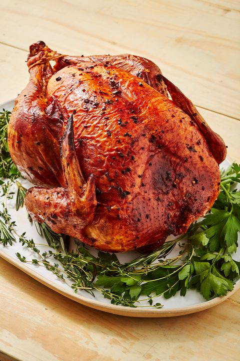 Dry Brine Turkey - Delish.com
