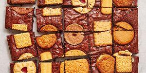 Tea and Biscuits Brownies
