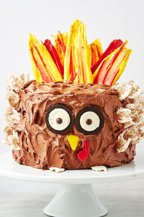 Turkey Cake - Delish.com