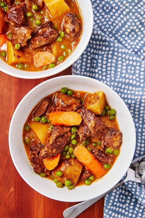 Instant Pot Beef Stew - Delish.com