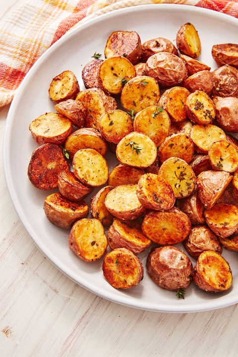 Roasted Red Potatoes - Delish.com