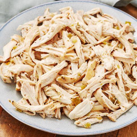 Instant Pot Shredded Chicken - Delish.com