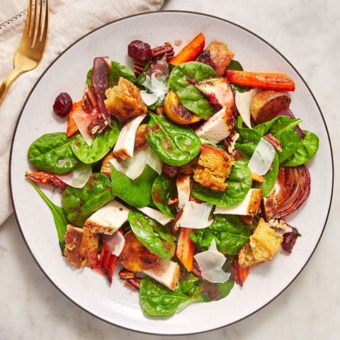 Thanksgiving Leftover Salad - Delish.com