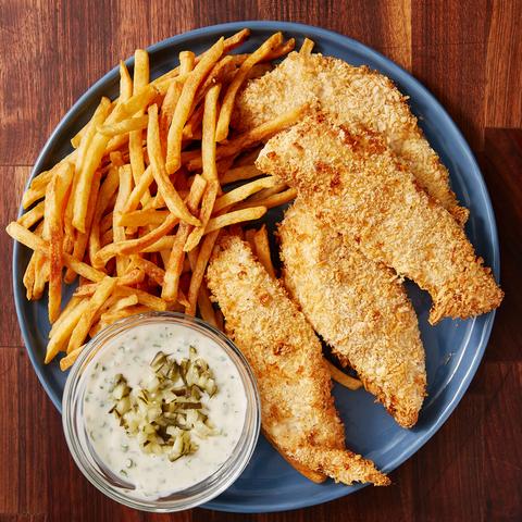 Fried Cod Fish Recipes Air Fryer