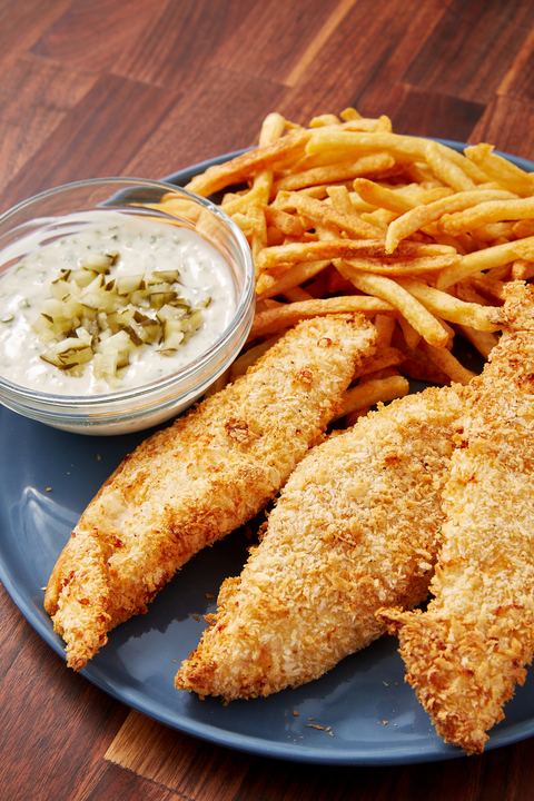 Air Fryer Fish - Delish.com