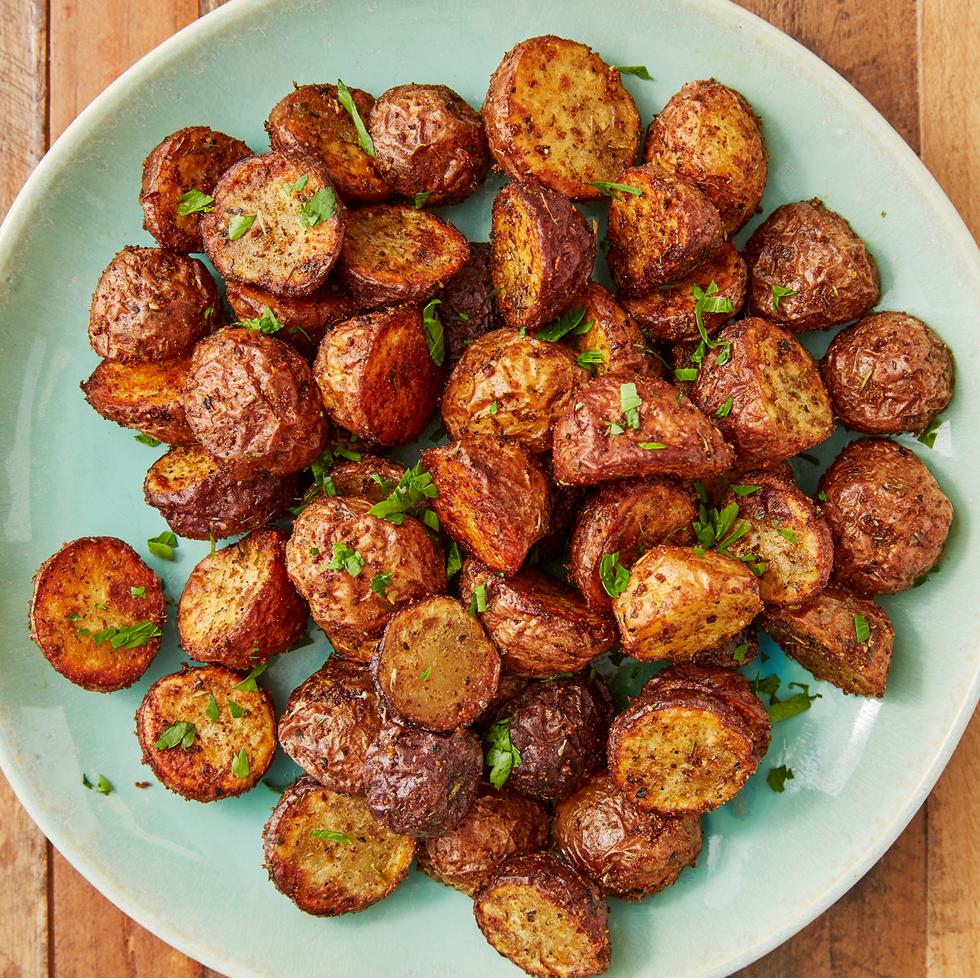 Best Air Fryer Potatoes Recipe How To Make Potatoes In An Air Fryer