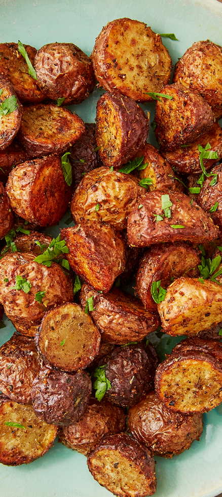 air fryer potatoes   delishcom