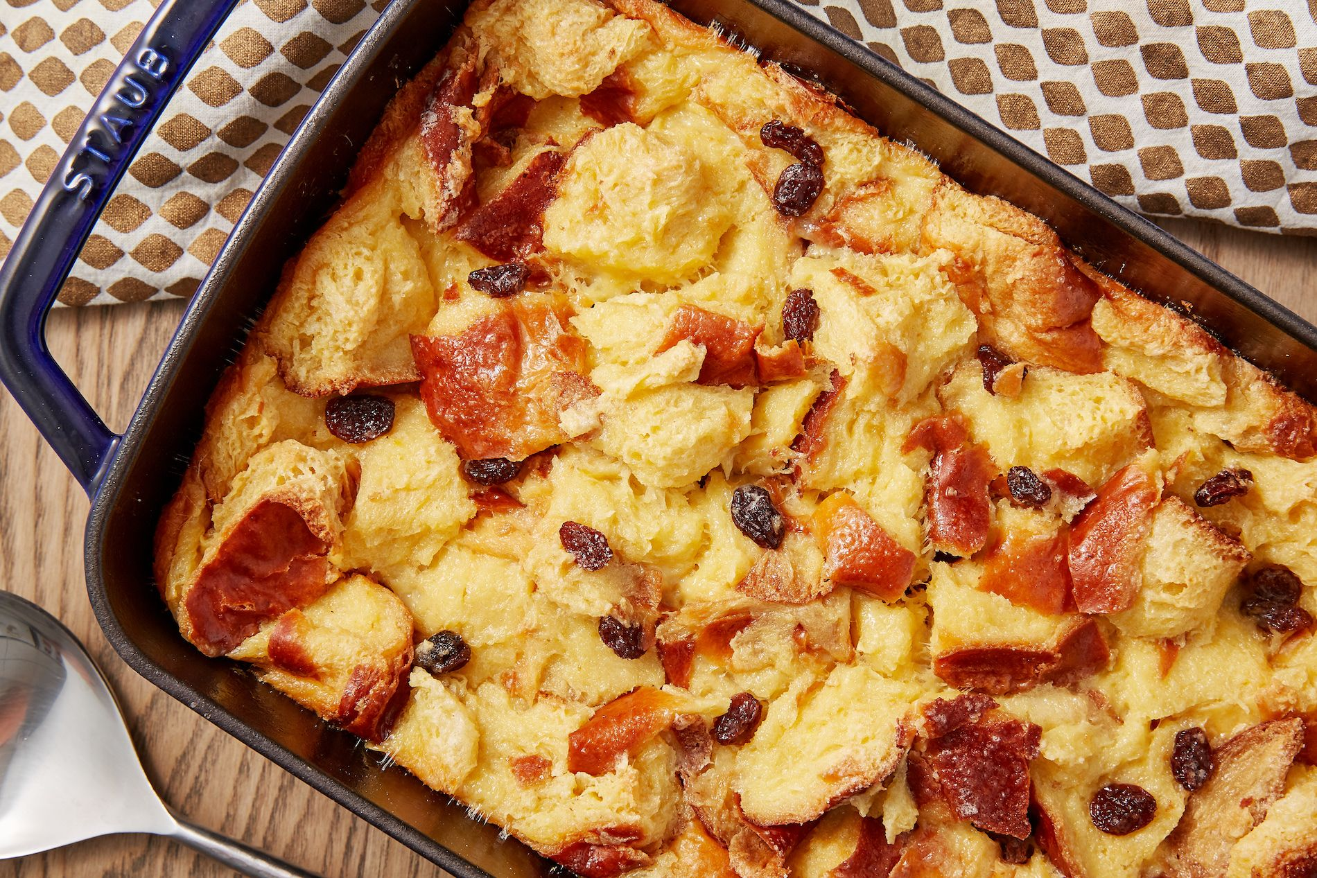 How to Eat Bread Pudding for Breakfast, Lunch, and Dinner (and Dessert, Duh!)