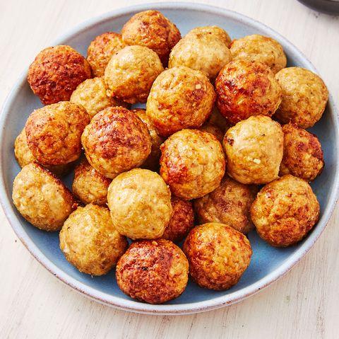 Chicken Meatballs - Delish.com