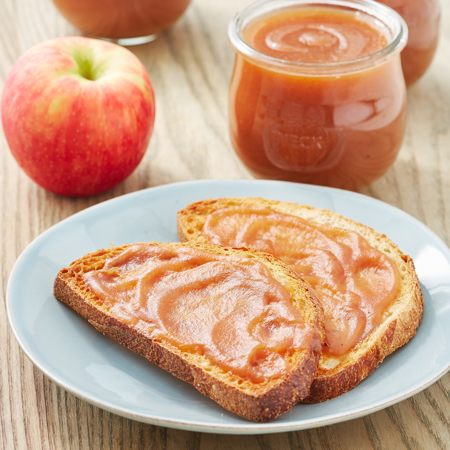 What to make with apple butter