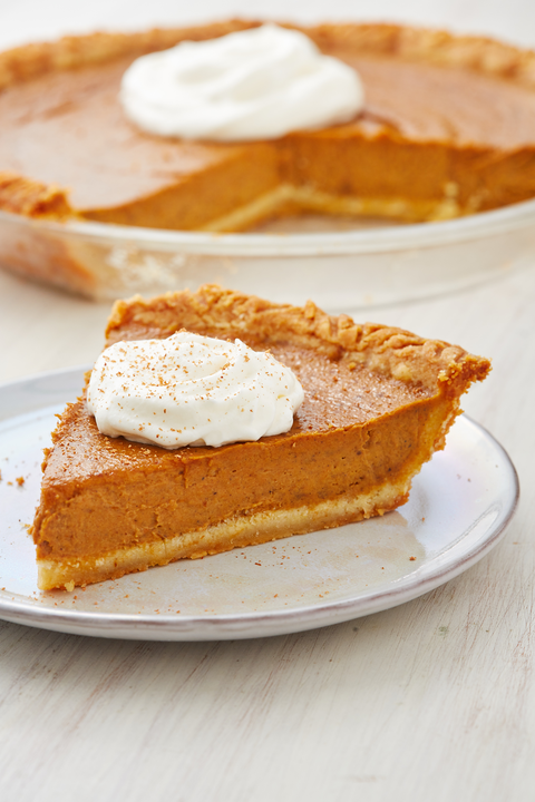 Keto Pumpkin Pie - Delish.com