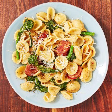 Orecchiette With Broccoli Rabe - Delish.com