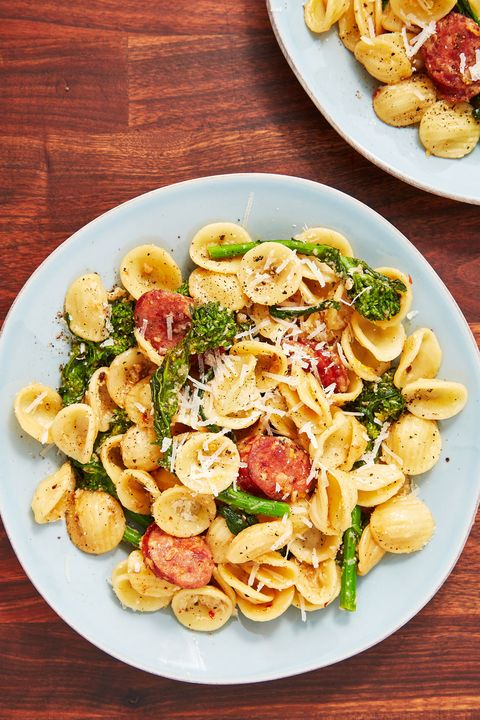 Orecchiette With Broccoli Rabe - Delish.com