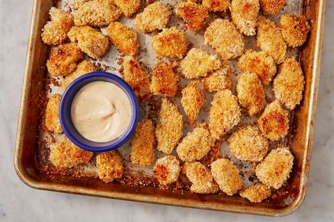 Popcorn Chicken - Delish.com