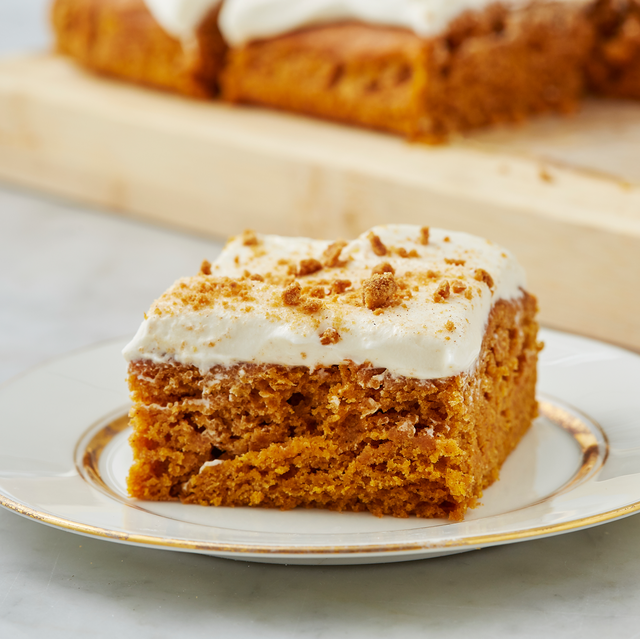 Pumpkin Cake - Delish.com