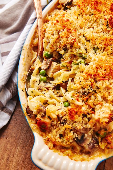 Turkey Casserole - Delish.com
