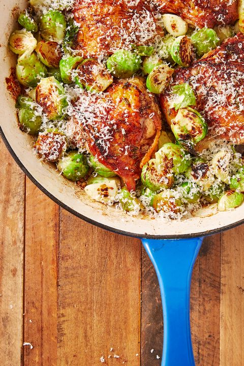 Crispy Balsamic Chicken - Delish.com