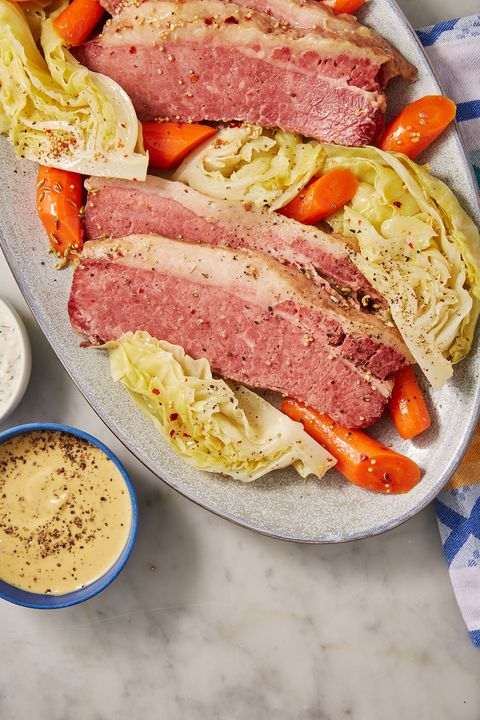 Keto Corned Beef & Cabbage - Delish.com