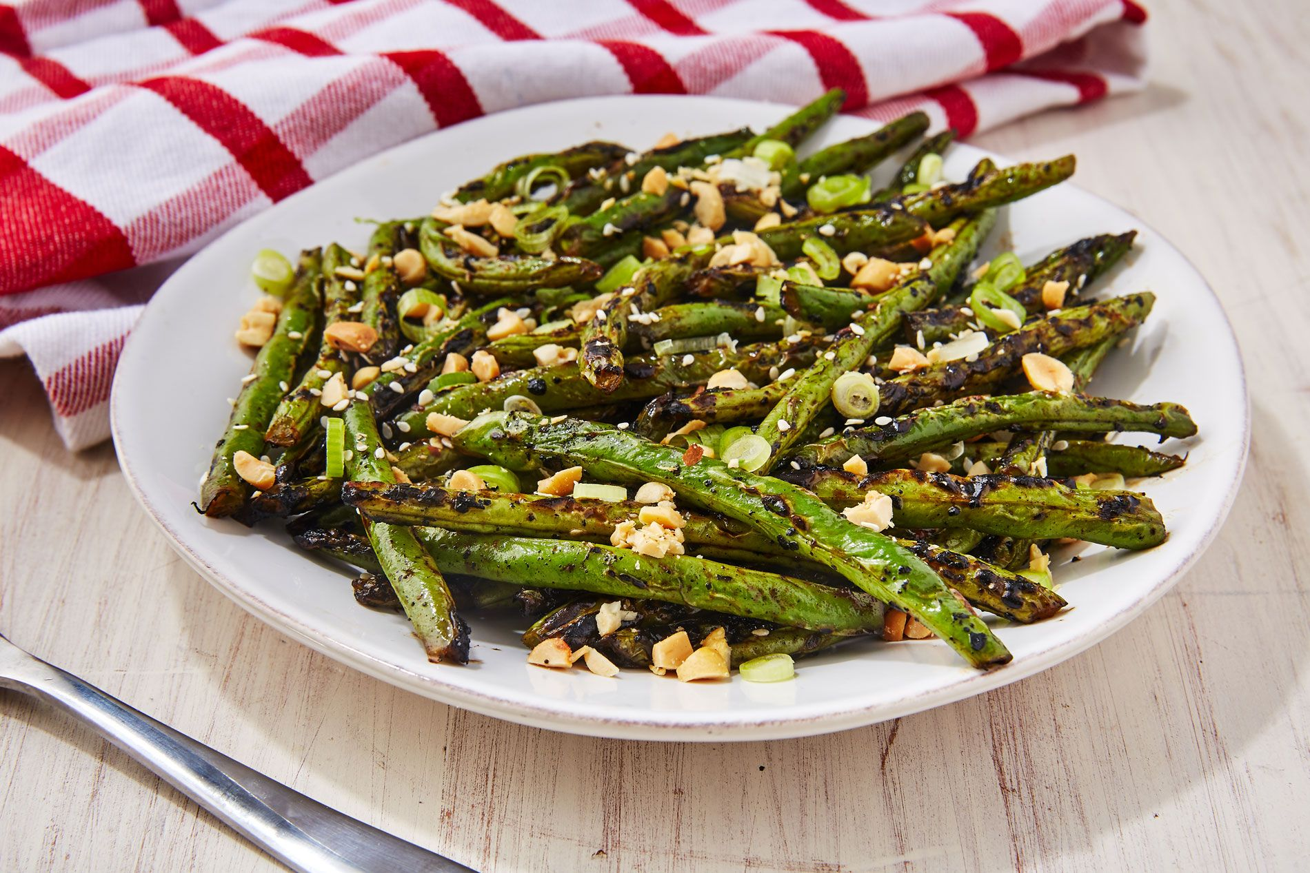 Best Grilled Green Beans Recipe How To Make Grilled Green Beans