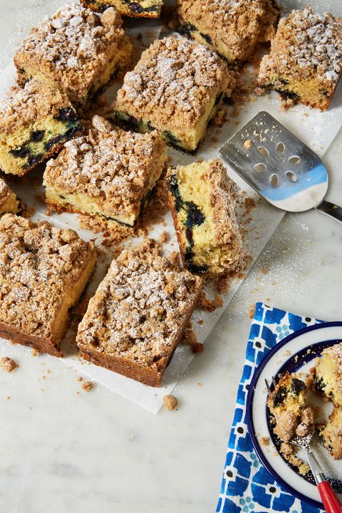 Blueberry Coffee Cake - Delish.com